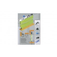 Система раздвижная дверей MEPA SKS 51