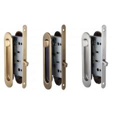 Ручка для раздвижных дверей Armadillo SH011-BK
