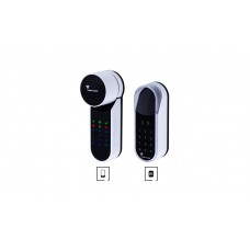 Электронный контроллер Mul-T-Lock  ENTR white с Touchpad