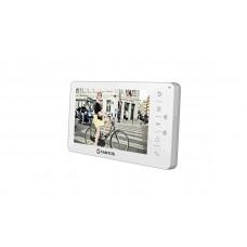 "Видеодомофон Tantos Amelie (White) 7"" hands free monitor simple function"