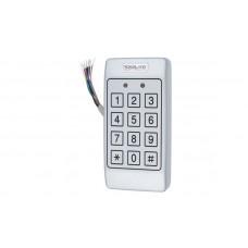 Электронный контроллер ROSSLARE AC-T43 автономный антивандальный внешний код с пьезо кнопками