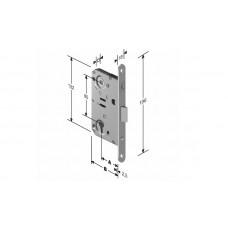 Механизм Bonaiti Art W69 под цилиндр 18мм пол.хром