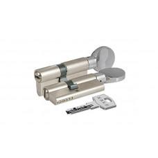 Цилиндр Kale 164 BM 80 (40x40Т) ключ-тумблер никель