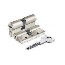 Цилиндр Kale 164 DBNE 68мм (26х10х32) никель