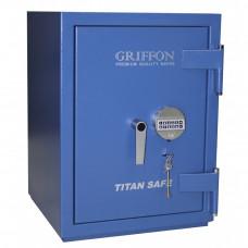 Сейф Griffon огневзломостойкий CL III.68.K.Е Brilliant Blue